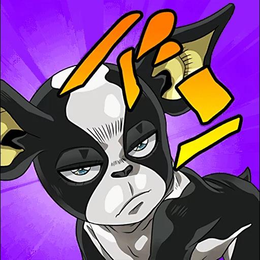 JoJo的奇妙冒險 星塵鬥士 #4 - Sticker 7