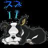 JoJo的奇妙冒險 星塵鬥士 #4 - Tray Sticker