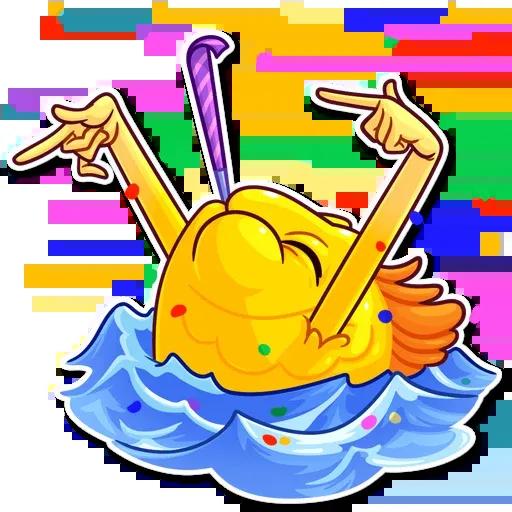 Peixinho - Sticker 13
