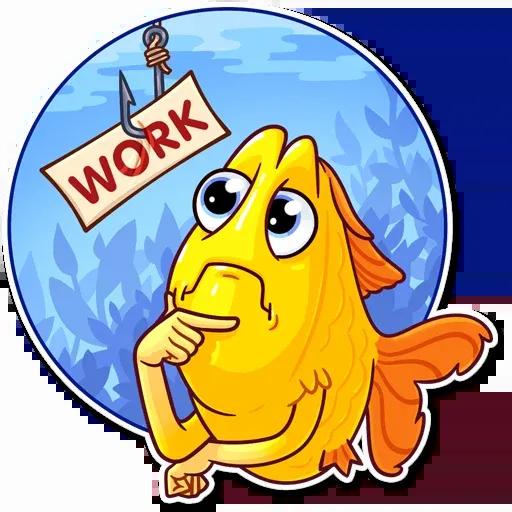 Peixinho - Sticker 10