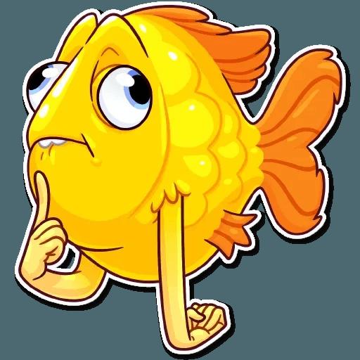 Peixinho - Sticker 2