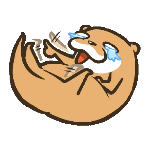 Otter Kotsumetti3.1 - Sticker 12