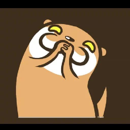 Otter Kotsumetti3.1 - Sticker 1