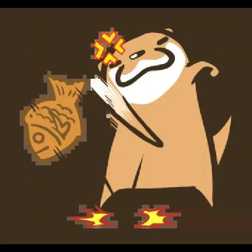Otter Kotsumetti3.1 - Sticker 8
