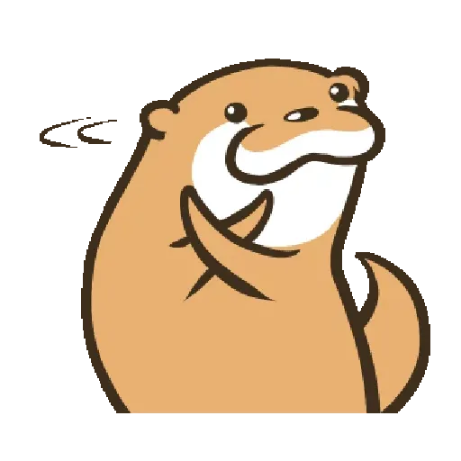 Otter Kotsumetti3.1 - Sticker 3