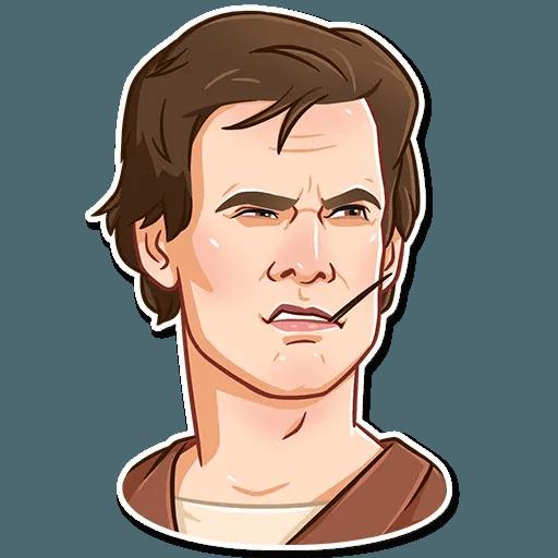 Jim Carry - Sticker 5