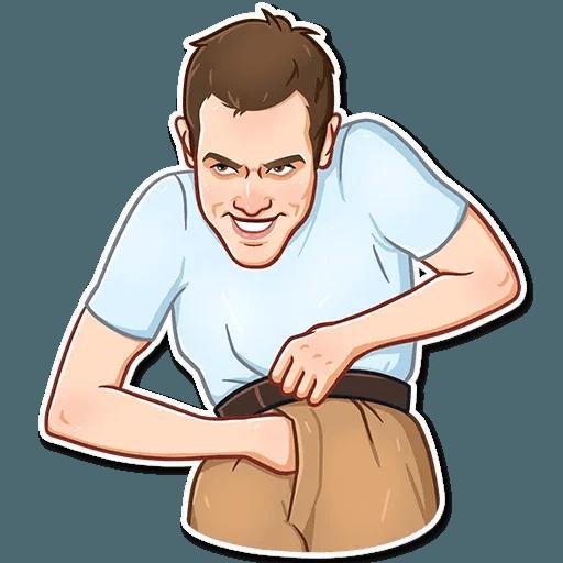 Jim Carry - Sticker 26