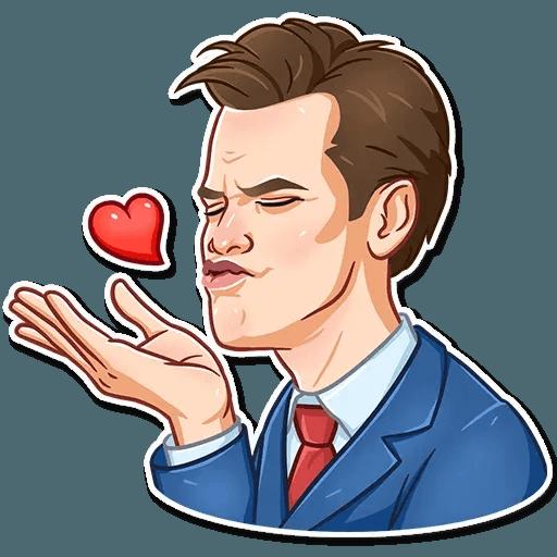 Jim Carry - Sticker 4