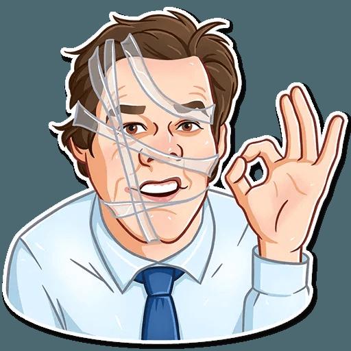 Jim Carry - Sticker 10