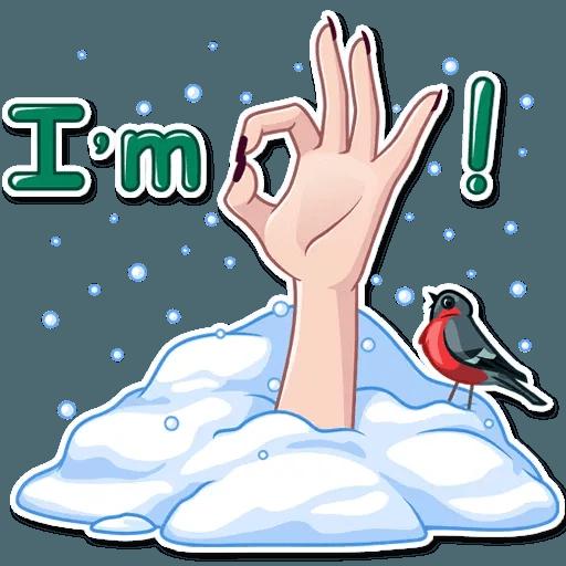 Snow Queen - Sticker 8