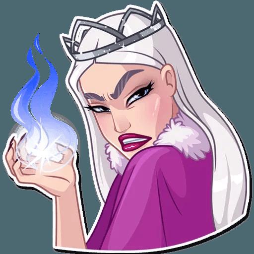 Snow Queen - Sticker 26