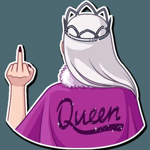 Snow Queen - Sticker 13