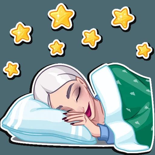 Snow Queen - Sticker 14