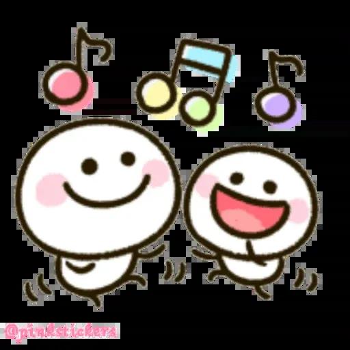 Stickman - Sticker 12