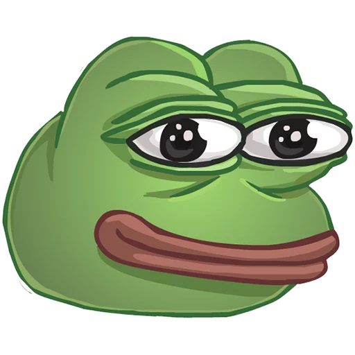 Anotherpepe - Tray Sticker