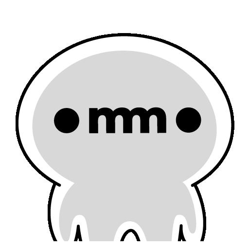 OMMO - 日常篇 - Sticker 6