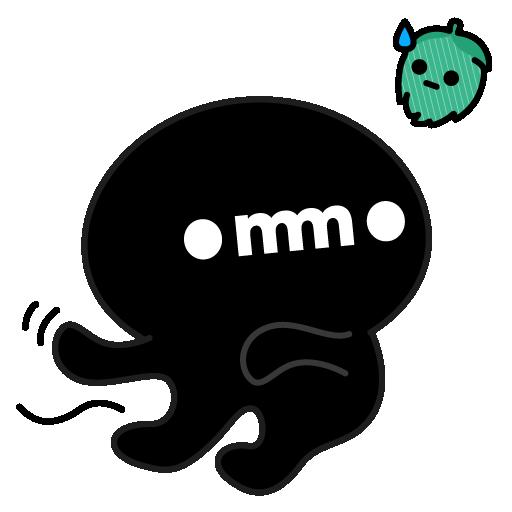 OMMO - 日常篇 - Sticker 5