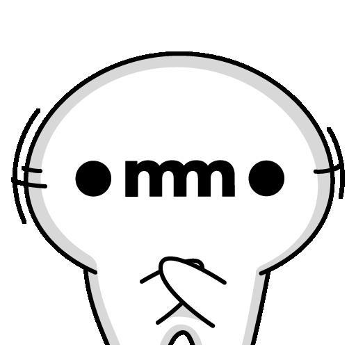 OMMO - 日常篇 - Sticker 4