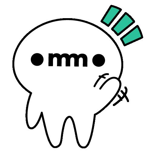 OMMO - 日常篇 - Sticker 1