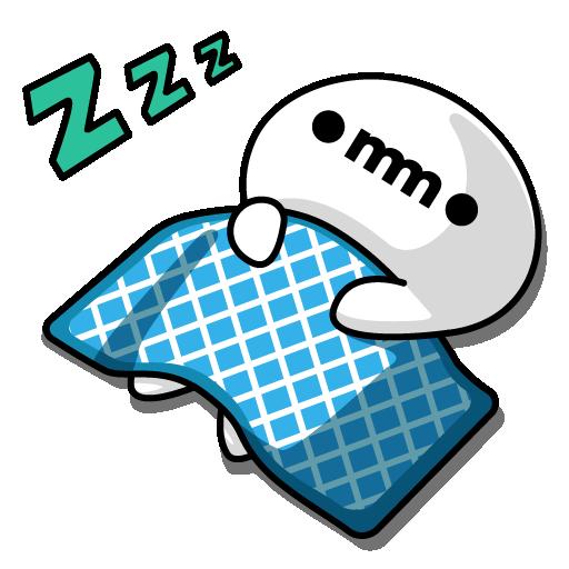 OMMO - 日常篇 - Sticker 17