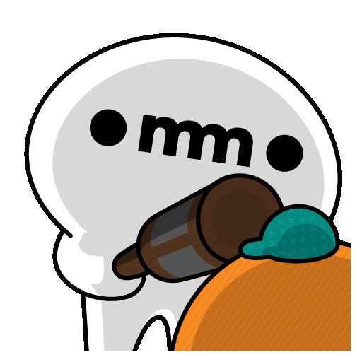 OMMO - 日常篇 - Sticker 14
