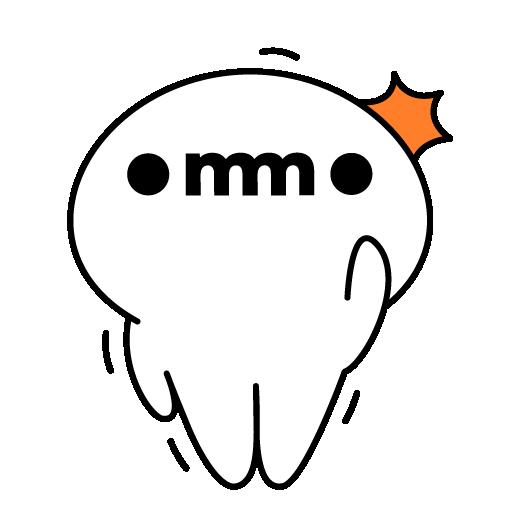 OMMO - 日常篇 - Sticker 8