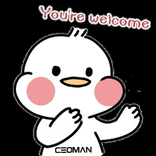 CEOMAN 02 - Sticker 5