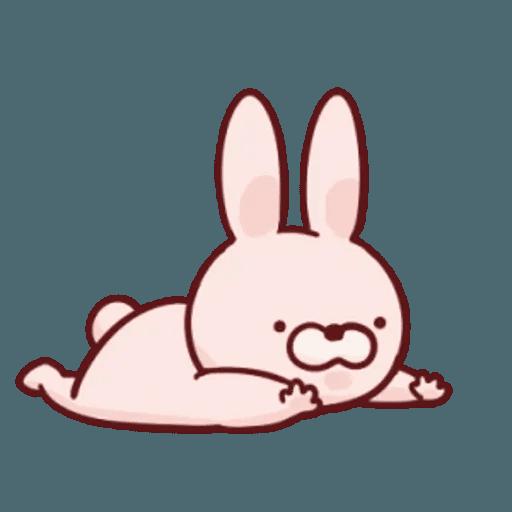 肉肉兔 1 - Sticker 19