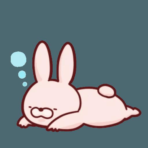 肉肉兔 1 - Sticker 17