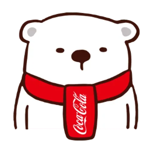 Nekopen Coca Cola - Sticker 4