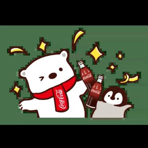 Nekopen Coca Cola - Sticker 9