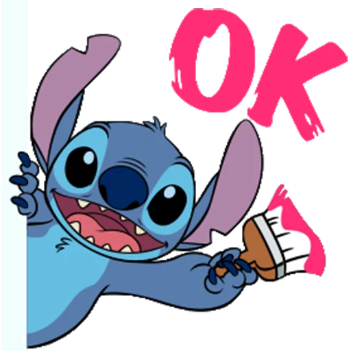 史迪仔 stitch - Sticker 19