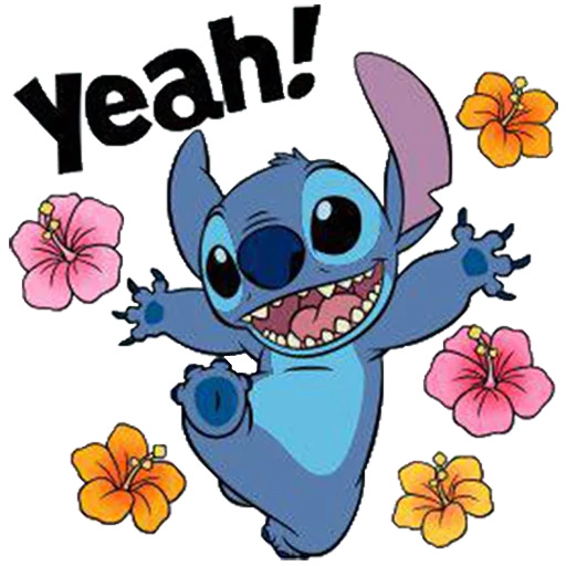 史迪仔 stitch - Sticker 15