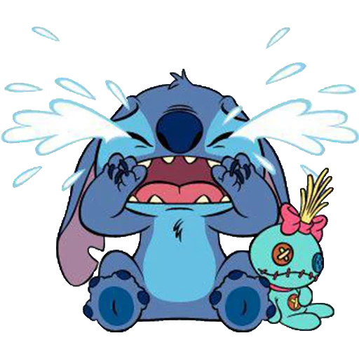 史迪仔 stitch - Sticker 12