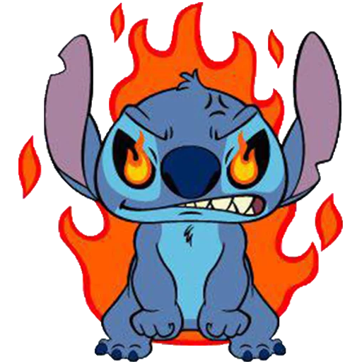 史迪仔 stitch - Sticker 17