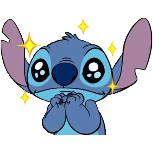 史迪仔 stitch - Sticker 14