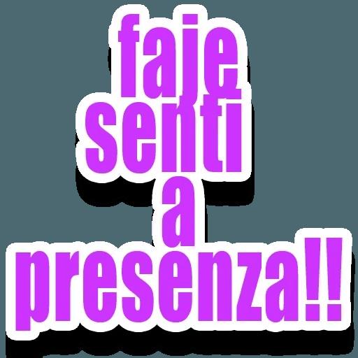 Frasi - Sticker 3