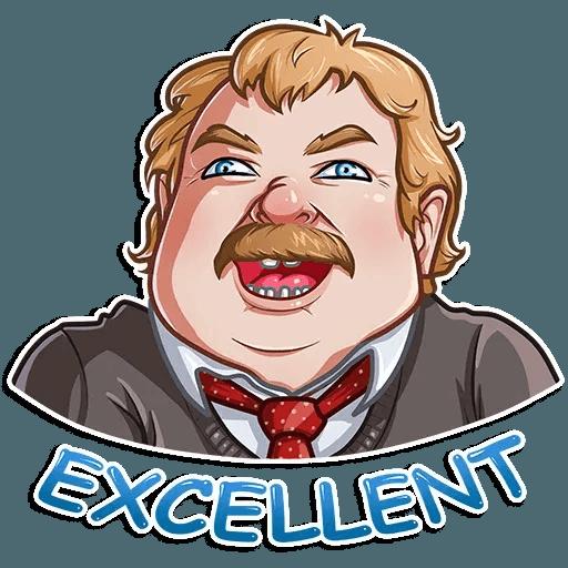 Harry Potter - Sticker 8