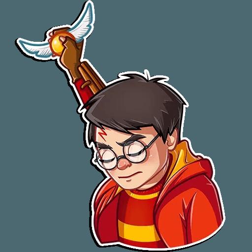 Harry Potter - Sticker 13