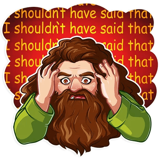 Harry Potter - Sticker 26