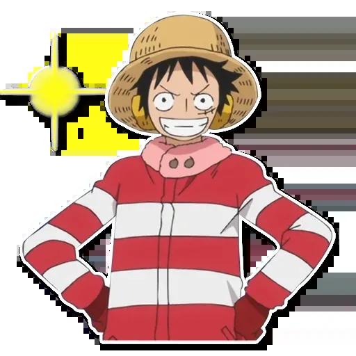 One Piece 2 - Sticker 16