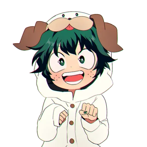 MHA - Sticker 12