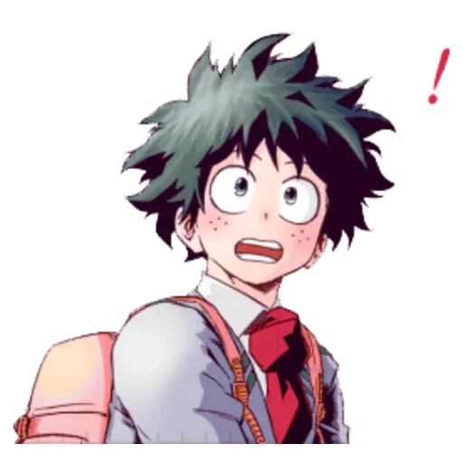 MHA - Sticker 16