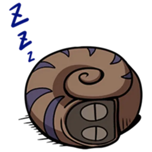 Snail 1 - Sticker 6