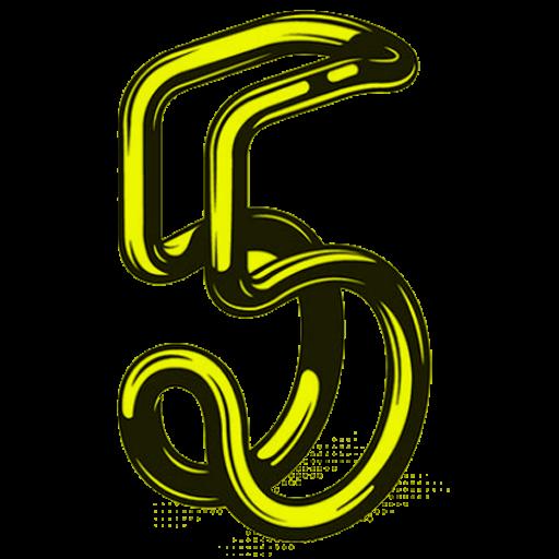 0-9 - Sticker 6