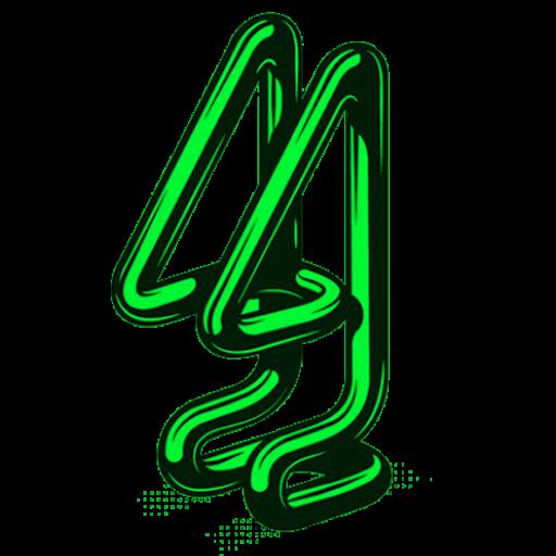 0-9 - Sticker 5