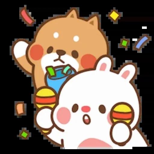 Tonton and Friends - Sticker 16