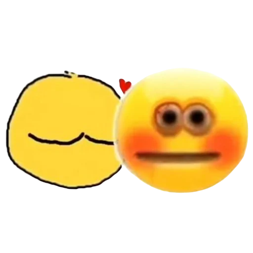 cursed emoji - Sticker 9