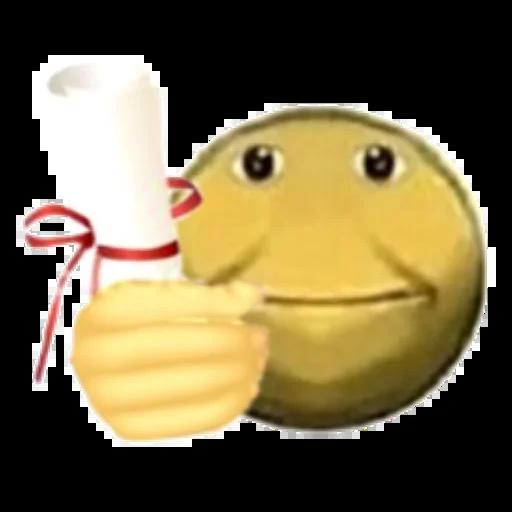 cursed emoji - Sticker 26