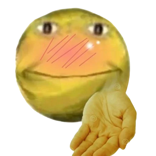 cursed emoji - Sticker 23